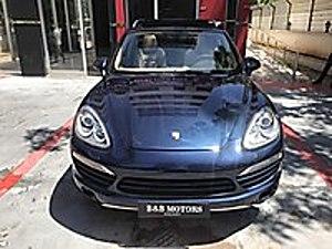 BB MOTORS KADİKOY-PORSCHE CAYANNE 2012 3.0 D BAYİİ ÇIKIŞLI Porsche Cayenne 3.0 Diesel