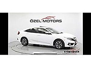 2017 ÇIKIŞLI HONDA CİVİC OTOMATIK SANRUFLU 68 bin km Honda Civic 1.6i VTEC Eco Elegance