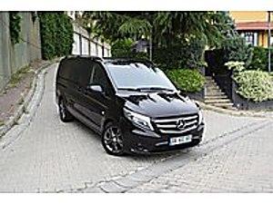 CarMarket 2017 VİTO 46.300 KM OTOMOBİL RUHSATLI Mercedes - Benz Vito Tourer Select 119 CDI Select Plus