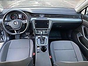 OSMANLI OTOMOTİV 2018 passat 1.6tdi DSG impression 28.000km Volkswagen Passat 1.6 TDI BlueMotion Impression