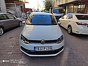 2014 VOLKSWAGEN POLO COMFORT 1.2 TSİ MANUEL ARABACI OTOMOTİV Volkswagen Polo 1.2 TSI Comfortline