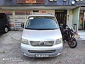 2007 VOLKSWAGEN TRANSPORTER MİNİBÜS 10 KİŞİLİK UZUN ŞASE 105 PS Volkswagen Transporter 1.9 TDI Camlı Van