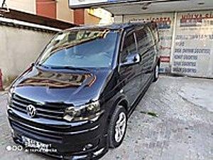 2012 CARAVELLA TRENDLİNE 102 PS UZUN ŞASE OTOMOBİL RUHSATLI Volkswagen Caravelle 2.0 TDI Trendline