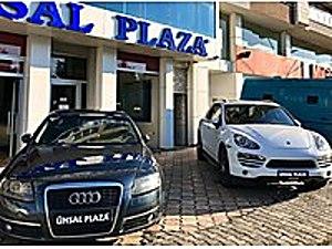 ÜNSAL PLAZA AUDİ A6 OTOMATİK GRİ İÇİ BAKIMLI Audi A6 A6 Sedan