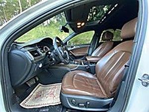 TEKCANLAR DAN  2012-179. KM BAYİ-VAKUM-3KOL-TABA-SANRUF-ISITMA Audi A6 A6 Sedan 2.0 TDI