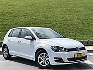 2015 WOLKSWAGEN GOLF 1.6TDI BLUEMOTİON MİDLİNE PULUS 135.00KMDE Volkswagen Golf 1.6 TDI BlueMotion Midline Plus