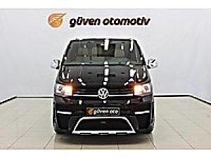 GÜVEN OTO DAN 2018 VW TRANSPORTER 2.0 TDİ VİP 9 1 MİNİBÜS Volkswagen Transporter 2.0 TDI Camlı Van