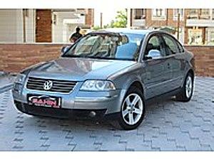 Şahin Oto Galeri 2004 Wolkswagen Passat 1.9 TDİ Exlusive Volkswagen Passat 1.9 TDI Exclusive