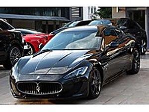 STELLA MOTORS 2012 MASERATİ GRANTURİSMO 4.7 S MC SHİFT V.BARIŞLI Maserati GranTurismo 4.7 S