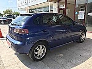 2003 SEAT İBİZA 1.4 TDI SİGNO Seat Ibiza 1.4 TDI Signo