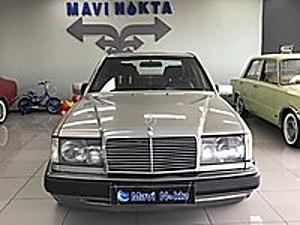 MAVİ NOKTA MOTORS 1987 MERCEDES 300D OTOMATİK   SUNROOF Mercedes - Benz 300 300 D