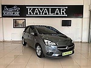 2017 CORSA ENJOY 1.4 OTM. 22.000 KMDE EKRAN NAVİGASYON KAMERA Opel Corsa 1.4 Enjoy