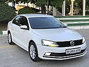 ÖZ CİHAN AUTO 2015 VW JETTA 1.2TSİ BOYASIZ HATASIZ 43KMDE DSG VOLKSWAGEN JETTA 1.2 TSI BLUEMOTION TRENDLINE