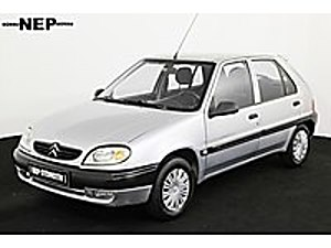 2001 SAXO 1.4İ SX OTOMATİK VİTES     Citroën Saxo 1.4 SX
