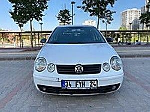 ÖZBAHAR OTOMOTİV 4 ADET FIRSAT ARACI 2005 1.4TDI Volkswagen Polo 1.4 TDI Basicline