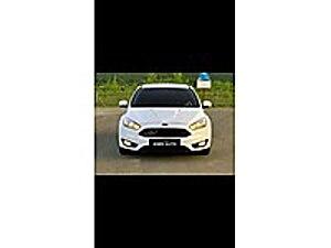 FORD FOCUS 2017MOD. 1.5TDCİ TREND X POWERSHIFT OTOMATIC BOYASIZ. Ford Focus 1.5 TDCi Trend X