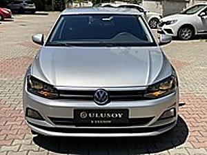 İLK EL 2017 POLO TRENDLINE 57.500 KM YETKİLİ SERVİS BAKIMLI Volkswagen Polo 1.6 TDI Trendline