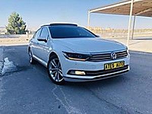 ATEŞ AUTO DAN PASSAT HAYALET ÇİFT NAVİGASYON BOYASIZ HATASIZ Volkswagen Passat 1.6 TDI BlueMotion Highline