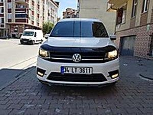 HAS AKAR OTO DAN 2017M 81KM TRENDLİNE EMSALSİZ COK TEMİZ Volkswagen Caddy 2.0 TDI Trendline