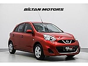 BİLTAN MOTORS 2018 44.000 KAPORASI ALINDI Nissan Micra 1.2 Street