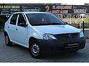 SUNGUROGLUNDAN 2008 DACİA LOGAN 1.4 BENZİN LPG Dacia Logan 1.4 Ambiance