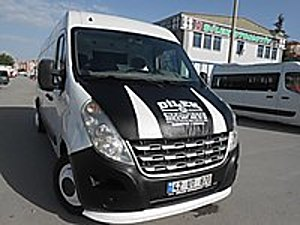 DİLEK OTO DAN 2011 RENAULT MASTER 15M3 PANELVAN 261.KM Renault Master 2.3 dCi L4H2  15-17 m3