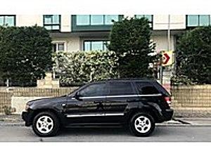 The GARAGE dan KAZASIZ BOYASIZ TRAMERSİZ FULL BAKIMLI Jeep Grand Cherokee 3.0 CRD Limited