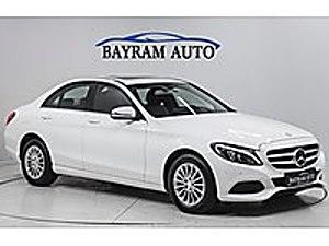 -BAYRAM AUTO-2016 MERCEDES C 200 d COMFORT İLK ELDEN SERVİS BAK. Mercedes - Benz C Serisi C 200 d BlueTEC Comfort