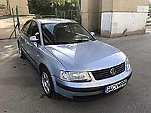 VOLKSWOGEN PASSAT DİZEL OTOMATİK 1.9 TDİ Volkswagen Passat 1.9 TDI Trendline
