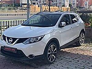 ÇEKMEKÖY OTOMOTİVDEN 2016 NİSSAN QASHQAİ 97 BİNDE Nissan Qashqai 1.6 dCi Black Edition Premium Pack