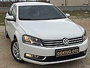 GÖKTUĞ DAN HATASIZ BOYASIZ İÇİ BEJ 107KM Volkswagen Passat 1.6 TDI BlueMotion Comfortline