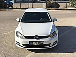 2013 VOLKSWOGEN GOLF 7 1.6 TDI CONFORTLINE OTOMATİK Volkswagen Golf 1.6 TDI BlueMotion Comfortline