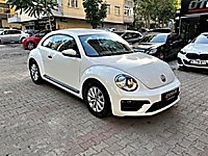 OTORİTE DEN 2016 NEW BEETLE 1.2 TSI STYLE 19.500 KM HATASIZ... Volkswagen Beetle 1.2 TSI Style