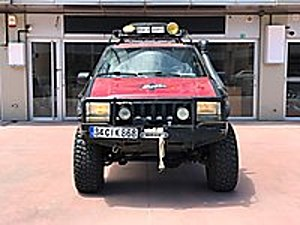 1993 CHEROKEE TAM DONANIM OFF-ROAD 4.0 OTOMATİK Jeep Grand Cherokee 4.0 Limited