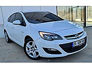 AZİM OTOMOTİV DEN 2014 OPEL ASTRA 1.6 CDTI EDİTİON 136 HP Opel Astra 1.6 CDTI Edition