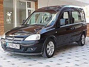 BURAK GALERi DEN TERTEMİZ BAKIMLI 2008 Opel COMBO 1.7CDTi CİTY Opel Combo 1.7 CDTi City Plus