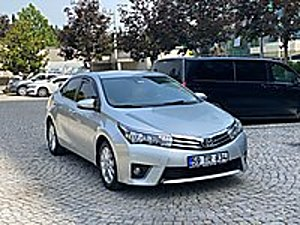 BORZ MOTORDAN TOYOTA COROLLA ADVANCE DİJİTAL KLİMA GERİ GÖRÜŞ Toyota Corolla 1.4 D-4D Advance