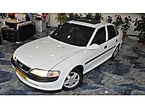 GARAJARABASI BOYASIZ 1996 VECTRA 2.0 GLS İLK EL TR DE TEK Opel Vectra 2.0 GLS