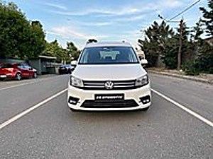 2016 VOLKSWAGEN CADDY 2.0 TDİ OTOMATİK Volkswagen Caddy 2.0 TDI Comfortline