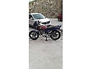Kazasız aksesuarli bakımlı evrakli muayene sigorta mevcut Yamaha YBR 125