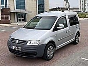 2007 MODEL 1.9 TDI OTOMATİK VİTES Volkswagen Caddy 1.9 TDI Kombi