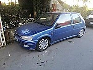 ÇOK UYGUN FİYATA 1997 PEUGEOT 106 1 6 XS TEK KAPILI Peugeot 106 XSi