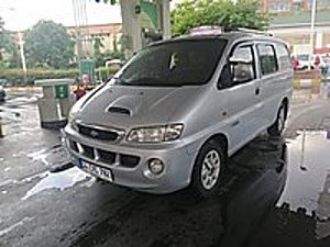 2006 HYUNDAI STAREX 140 HP CRDI 5 ARTI 1 ORJINAL KISA SASI Hyundai Starex Panelvan