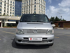 2000 Model 2. El Mercedes Vito 110 D - 250000 KM