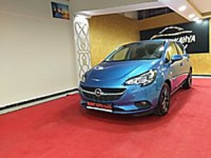 0  KİLOMETRE 120. YIL ÖZEL PAKET OPEL CORSA 1.4 OTOMATİK Opel Corsa 1.4 120.Yıl