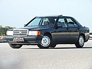 ACUN DAN EŞSİZ EMSALSİZ TEMİZLİKTE ORJ. 167.000 KM DE 190 E 2.0 Mercedes - Benz 190 190 E 2.0