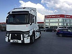 ERÇAL DAN 2014 RENAULT 460 T  OTOMATİK- KLİMA-BUZDOLABI Renault T 460