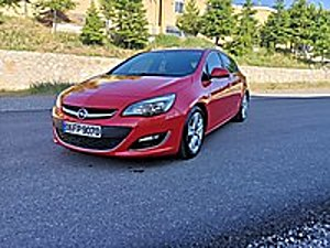 2015 ASTRA Opel Astra 1.6 Edition
