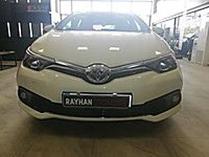 RAYHAN OTOMOTİVDEN 2018 TOYOTA AURİS OTOMATİK Toyota Auris 1.6 Active