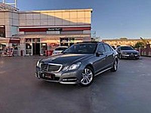 OYKA MOTORS DAN 2012 E250 CDİ 4 MATİC 204HP BAYİ HATASIZ-BOYASIZ Mercedes - Benz E Serisi E 250 CDI Elite Avantgarde